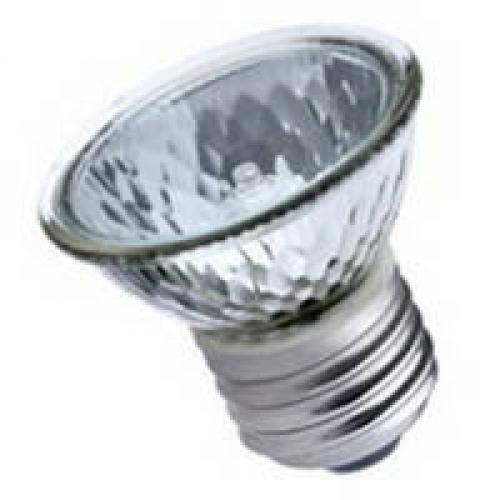 Exn E26 Bulb 50w 120v Medium Base Halogen Mr16 Flood: ROXI