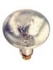 250W - BR40 -Teflon-Coated Clear Heat Lamp - 120V - Medium Base