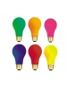 A19 Coloured Lamps - Medium E26 Base