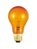 100W - Transparent Amber - A19 - 130V - Medium Base - Symban