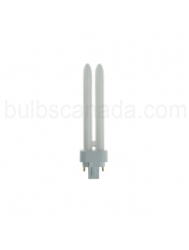 18W Doubl Tube 2 Pin G24d-2 Base 4100K CFL - Greenlite