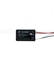 12VAC - 60W - Hard Wire Low Voltage Halogen Light Transformer - Etlin