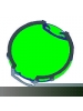 MR16 Glass Filter - Green
