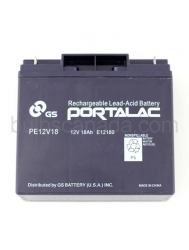 GS Battery 12V 18Ah