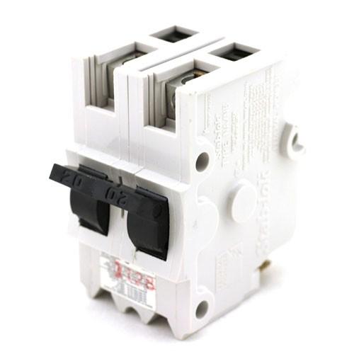 Federal Pioneer - NA220 - Stab-Lok - 2 Pole - 20 Amp Circuit Breaker