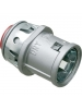 Arlington 38AST - SNAP²IT Connectors with Insulated Throat - Zinc die-cast - Silver - 50 Packs