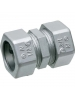 "Arlington 834 - 1-1/2"" EMT Compression Couplings - Zinc die-cast - 10 Packs"