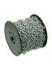 "Arlington JC12 - 1/2"" Jack Chain - Zinc-plated steel - 100Ft - Maximum Load Limit 25 lbs."