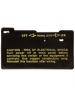 Intermatic 124T2411A - (10) Black Insulators for T100 Series