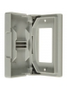 VISTA 25006 - GFCI Weatherproof Outlet Cover - Grey