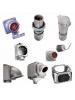 Heavy Duty Circuit Breaking Receptacles, Plugs, Connectors