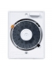 Intermatic E1010 - 24 Hr. Heavy Duty In-Wall Mechanical Timer - SPST - 15 Amps - 1800 Watt - 120 Volt - Stonedust White