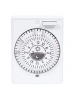 Intermatic E1020 - 24 Hr. Heavy Duty In-Wall Mechanical Timer - Multiple On/Off - SPST - 15 Amps - 1800 Watts - 120 Volts - Stonedust White