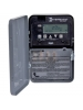 Intermatic ET1105C - 24 Hr. Electronic Time Switch - NEMA 1 Indoor Gray Painted Drawn Steel - 1 Circuit - SPST - 30 Amps - 120/208/240/277 Volt