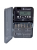 Intermatic ET1125C - 24 Hr. Electronic Time Switch - NEMA 1 Indoor Gray Painted Drawn Steel - 2 Circuit - 2xSPST or DPST - 30 Amps - 120/208/240/277 Volt