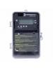 Intermatic ET2125CP - 365/24 Hour Electronic Control - 2xSPST - Indoor/Outdoor Type 3R Plastic Enclosure