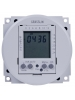 Intermatic FM1D20-120U - 24-Hour/7-Day Electronic Time Switch - 1 Circuit - SPDT 16Amp - 20 Programs - Surface Mounting - 120VAC