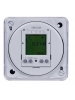 Intermatic FM1D50E-12 - 24-Hour and/or 7-Day Electronic Time Switch - Single Channel - SPDT 16Amp - 20 Programs - Flush Mount - 12 VAC/VDC