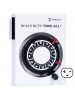 Intermatic HB114 - Mechanical Plug-in Timer - Heavy Duty Appliances - 24 Hour - 3-prong Grounded Plug and Receptacle - 5000 Max. Wattage - 240 VAC