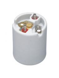 4KV Medium E26 Porcelain socket c/w Screws