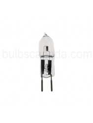 Ushio 1000531 - FHD/ESA - 10 Watt - 6 Volt - Clear - G4 Base - 200 Lumens - Scientific Medical Halogen Bulb
