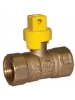 ROTOM Ball Valves - Brass Indoor 06-FHGV12