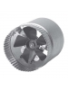 ROTOM In-Line Air Duct Booster Fans - T9-DB10-2