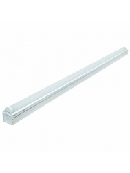 Nuvo 65 1104 4 Foot Led Connectable Strip Light Fixture 36w 2600lumen 4000k Cool White