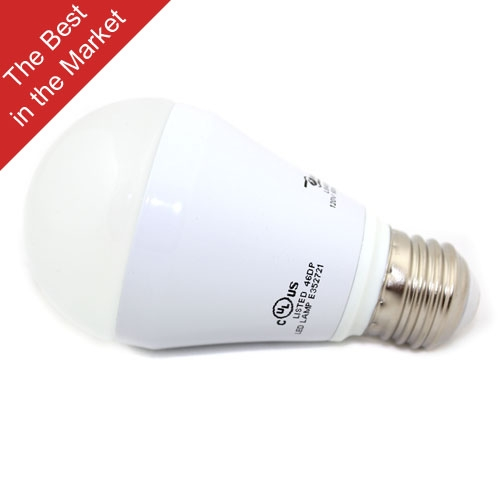 Overdrive 502 8w A19 Dimmable Led Bulb 120v 3000k Soft