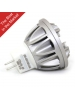 NaturaLED 5677 - 4W - MR11 Dimmable 12V - Narrow Flood - 3000K Warm White