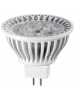 Luminiz MR16D25-F-WWC- 5W - DIMMABLE LED - MR16 - 12V GU5.3 BASE - FLOOD - 3000K Cool White