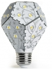 Nanoleaf One 10W 1200Lm 3000K Warmwhite Arctic Leaf Led Bulb