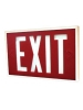 Self Luminouse Exit Sign