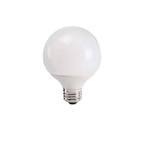 Cfl Vanity Light Bulbs : Philips 157172 Energy Saver 9W 120V CFL Vanity EL/A G18 E26 2700K Bulb = 40W