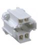 CFL-D/E 18W 4-Pin Vertical Screw Mount Socket - G24q-2