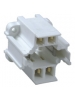 CFL-D/E 26W 4-Pin Vertical Screw Mount Socket - G24q-3