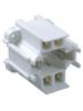 CFL-D/E 13W 4-Pin Vertical Screw Mount Socket - G24q-1