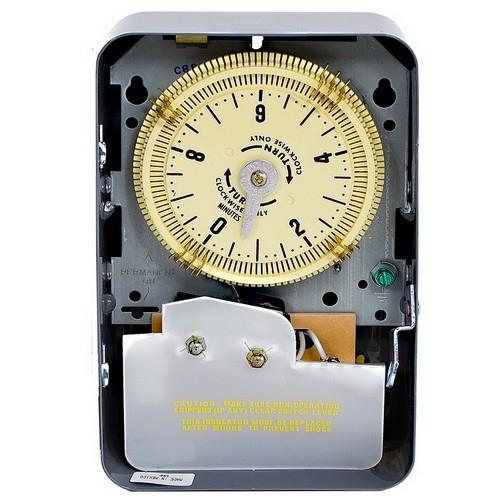 Intermatic c8835 short range cycle timer clock motor for Intermatic sprinkler timer motor