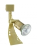 Liteline CL1370-BB-120V-MR - CLEO Brushed Brass Track Fixture - GU10 Base - 50W Max.