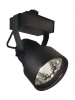 Liteline HID0301-100-BK - Black Metal Halide Fixture with Electronic Ballast - 120V
