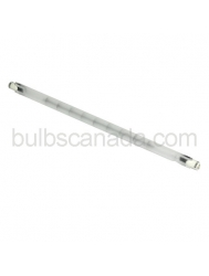 Ushio 1001289 375 Watt Halogen Light Bulb Qir Heat Lamp Translucent R7s Base 120 Volt