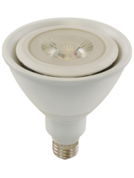 LITELINE WH - 17 Watt - PAR38 LED - FLOOD -40D- Dimmable - 4000K Coolwhite - 1220 lumens - 120 Watt Equa
