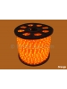 120V Incandescent - 1/2 In. - 2 Wire - Orange (Amber)  - 200 ft.